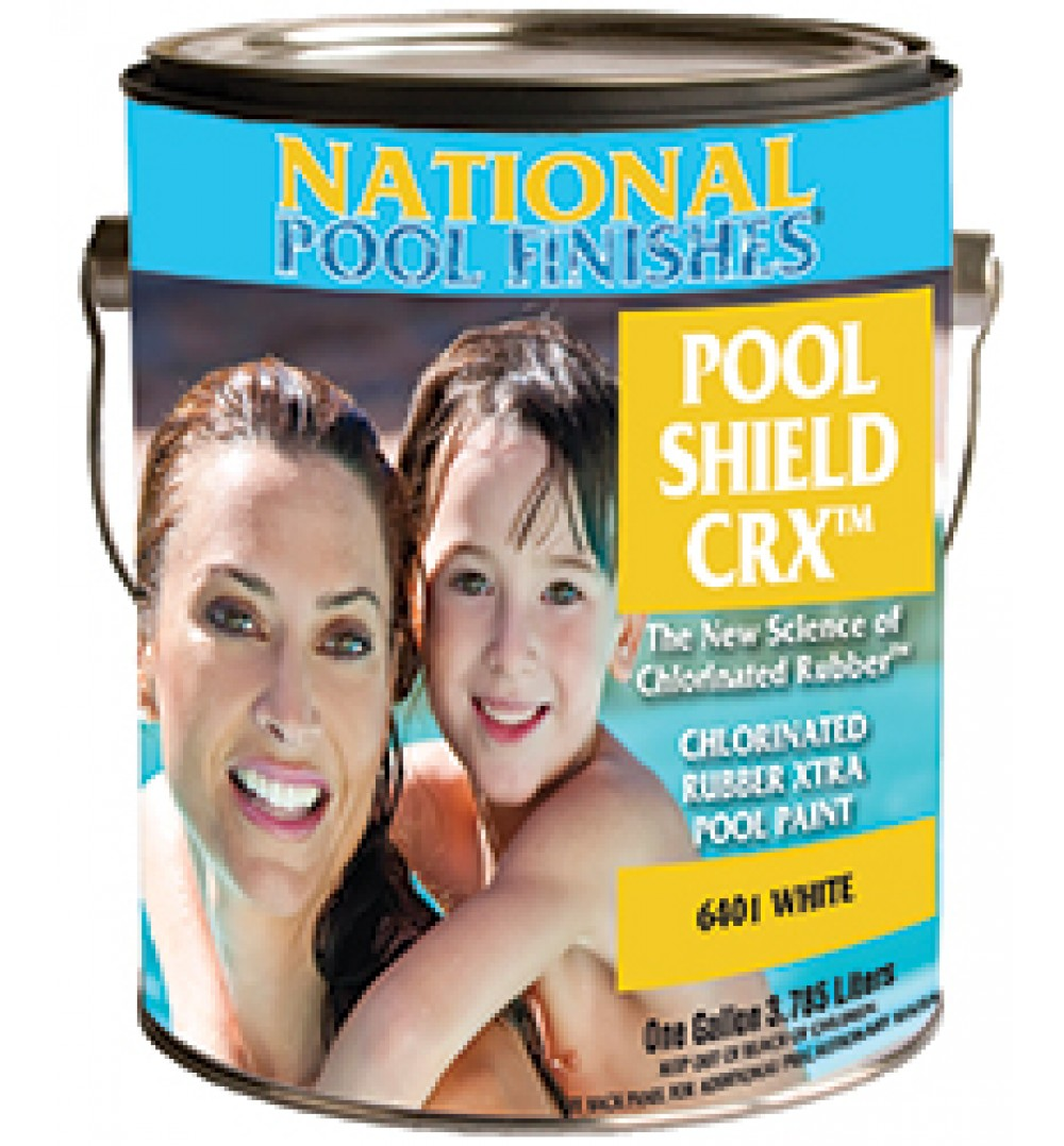 Pool Shield Crx Chlorinated Rubber Xtra 5 Year Warranty