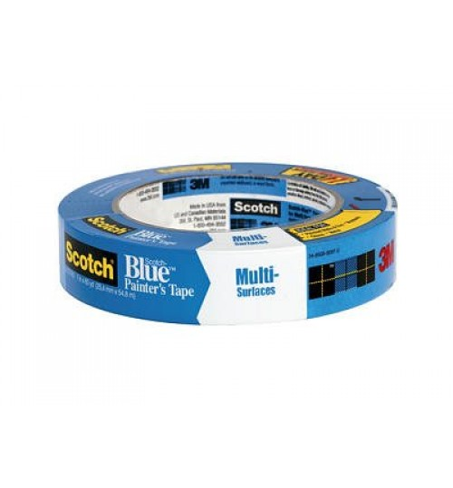 Scotch-Blue Painter Tape Multi-Surfaces 2090,06818,1in x 60 yd