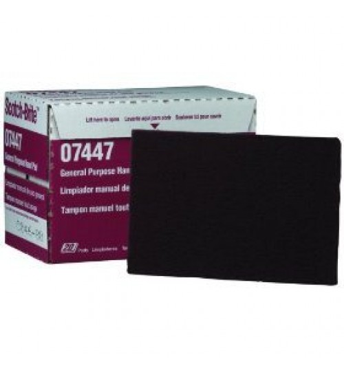 Scotch-Brite General Purpose Hand Pad, 07447, 20 pads per box