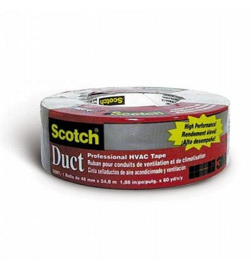 Scotch Heavy Duty Cloth Duct Tape 132 50253, 2 in x 20 yd