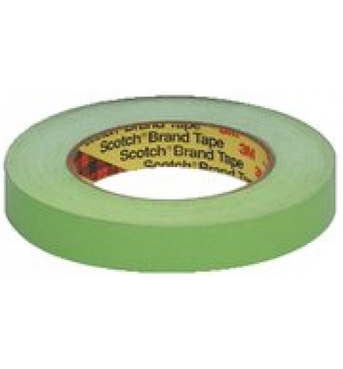 ScotchMark Green Masking Tape 256 04968, 1 in x 60 yd