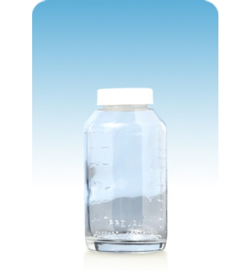 Spare Bottle with lid, Preval Sprayer