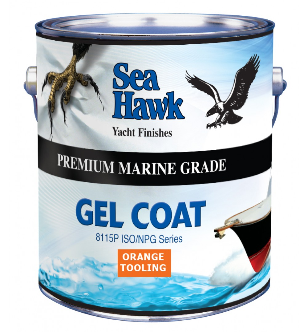 Blue Water Marine Paint Specifications