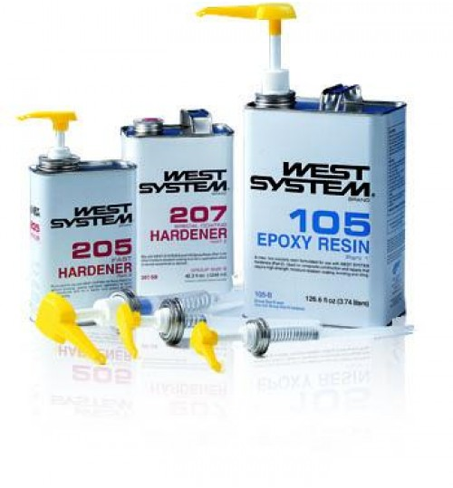 West System 300 Mini Pump Set