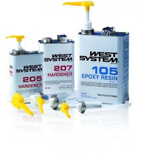 West System 300 Mini Pump Set