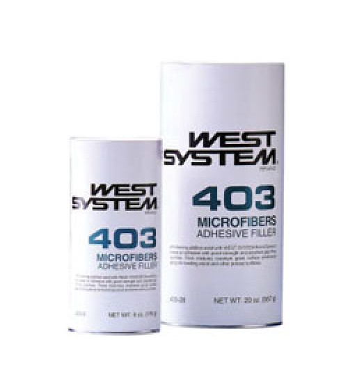West System 403 Microfibers