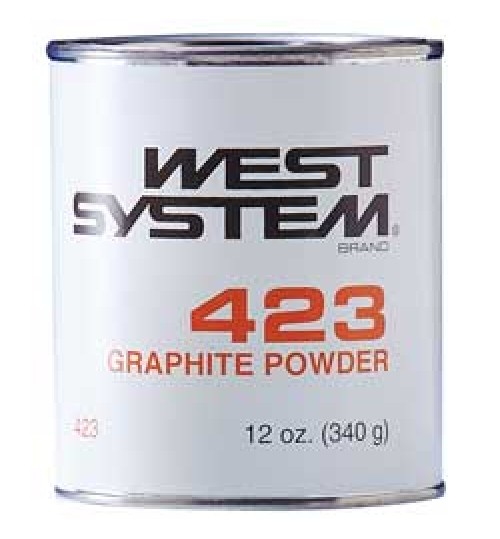 West System 423 Graphite Powder, 12 oz