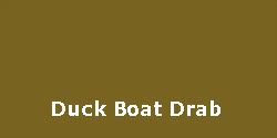 Duralux Marine Paints Duck Boat Drab M691