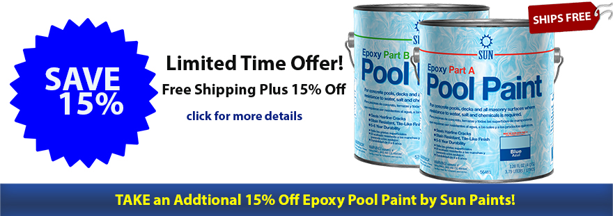 Sun Paint Epoxy Pool Paint Discounts