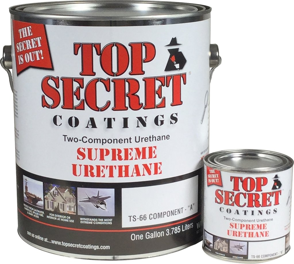Topside Boat Paint