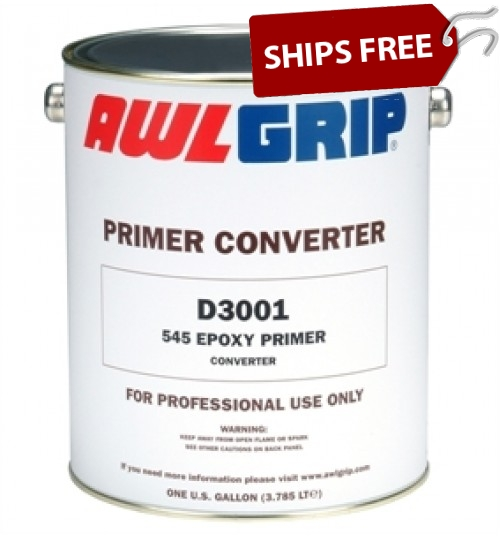 545 Epoxy Primer Converter D3001 QT for D1001 and D8001