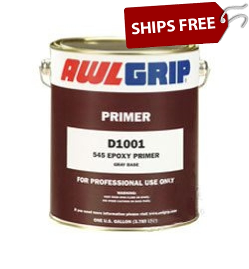 545 Epoxy Primer Gray Base D1001 QT