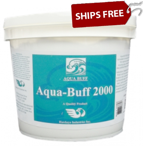 Aqua Buff 2000 Compound and Polish