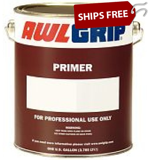 Awlgrip 545 Epoxy Primer White Base, D8001, QT