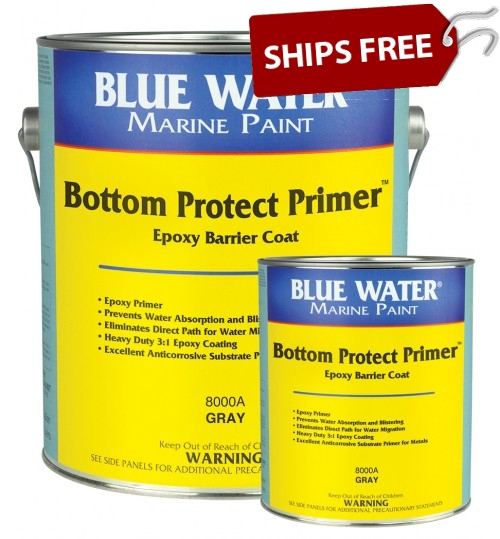 Blue Water Marine Bottom Protect Primer