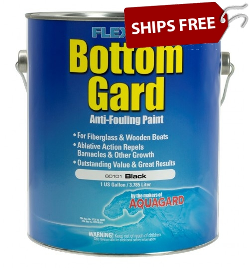 Flexdel Bottom Gard Bottom Paint