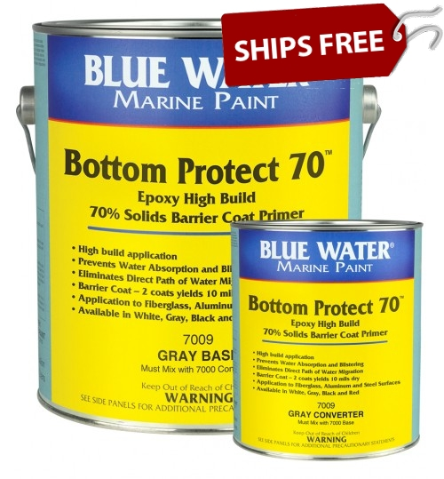 Blue Water Marine Bottom Protect 70