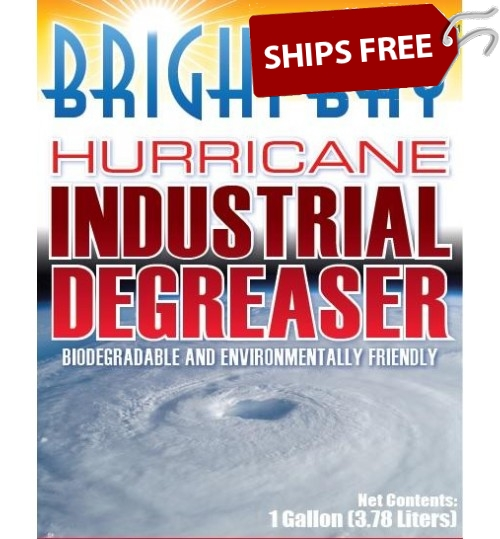Hurricane Industrial Degreaser, 55 GL Drum