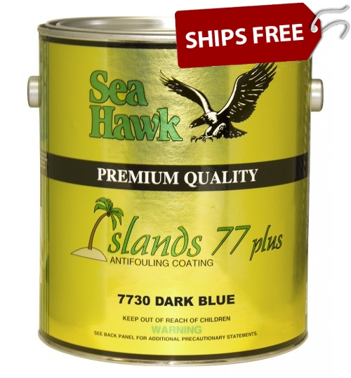 Islands 77 Plus Antifouling Paint