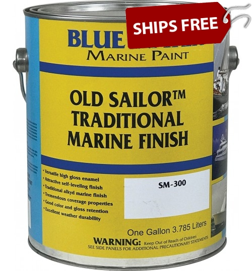 Old Sailor Marine Enamel by Blue Water Marine