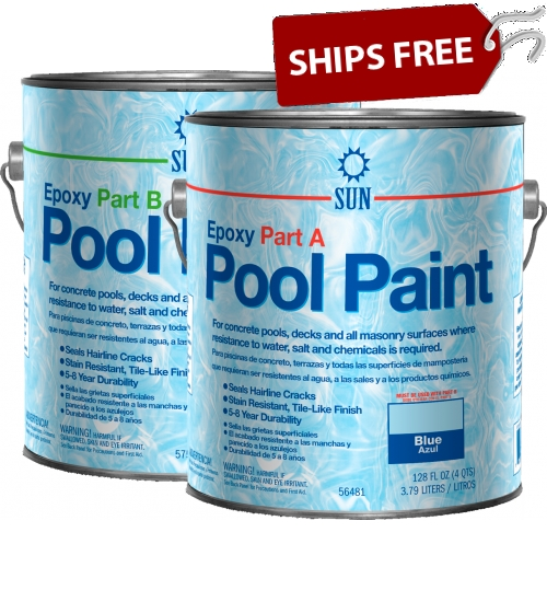 Epoxy Pool Paint | Epoxy Swimming Pool Paint