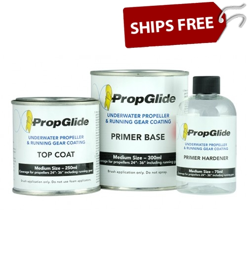 PropGlide™ 625ML Foul Release Medium Kit