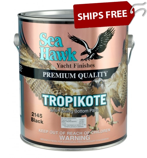 Tropikote Hard Bottom Paint