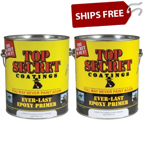 TS-6390 Ever Last Epoxy Primer by Top Secret Coatings