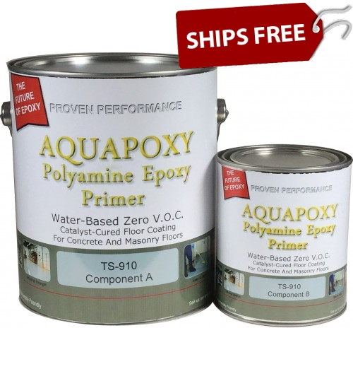 TS-910 Aquapoxy Primer by Top Secret Coatings