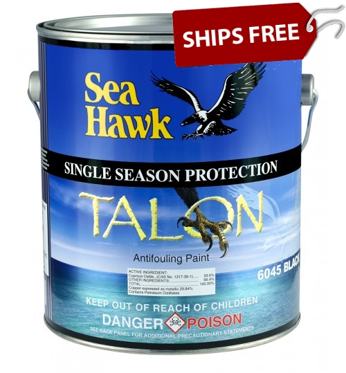 Sea Hawk Talon Marine Bottom Paint