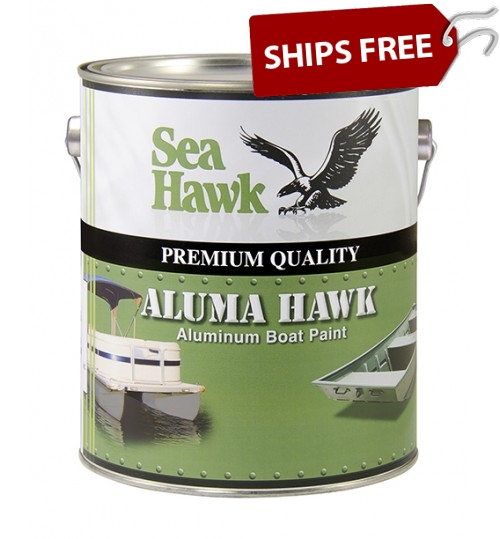Aluma Hawk Boat Paint by Sea Hawk Paints