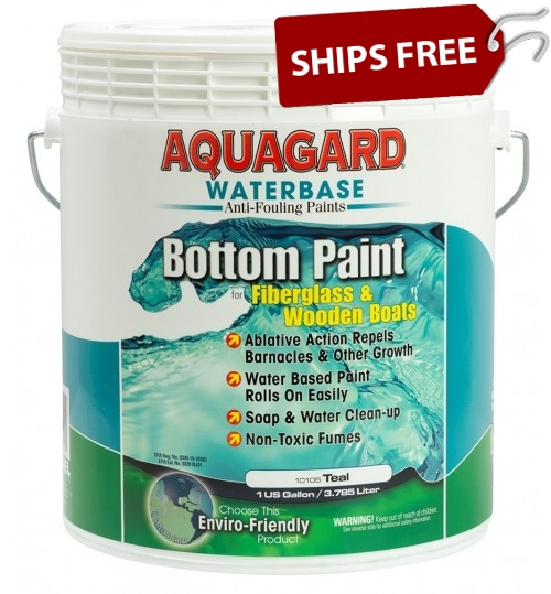 Aquagard® Waterbased Anti-Fouling Bottom Paint