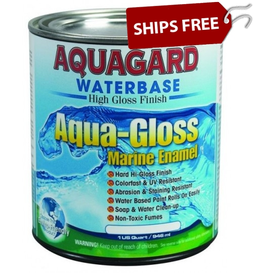 Aquagard Aqua Gloss Waterbased Enamel
