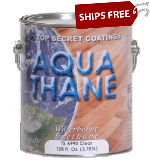 TS-6690 Aquathane Clear by Top Secret Coatings