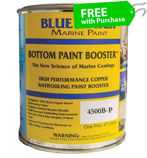 Blue Water Marine Bottom Paint Booster