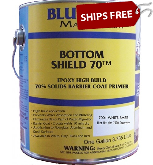 Blue Water Marine Bottom Shield 70