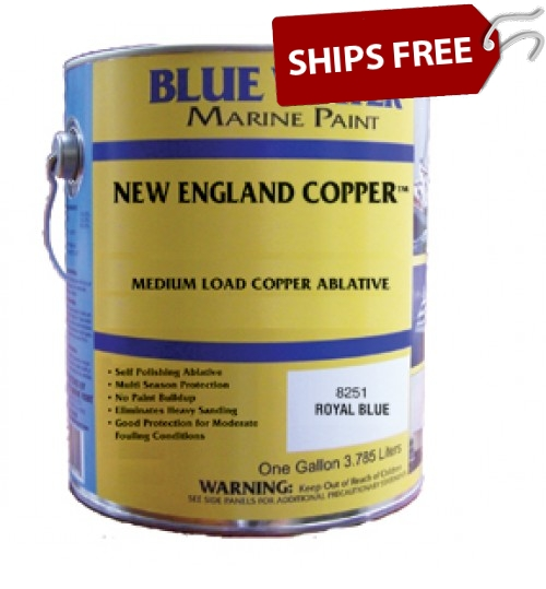 Blue Water Marine New England Copper Ablative