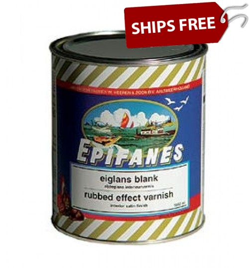 Epifanes Rubbed Effect Interior Varnish 1000ml