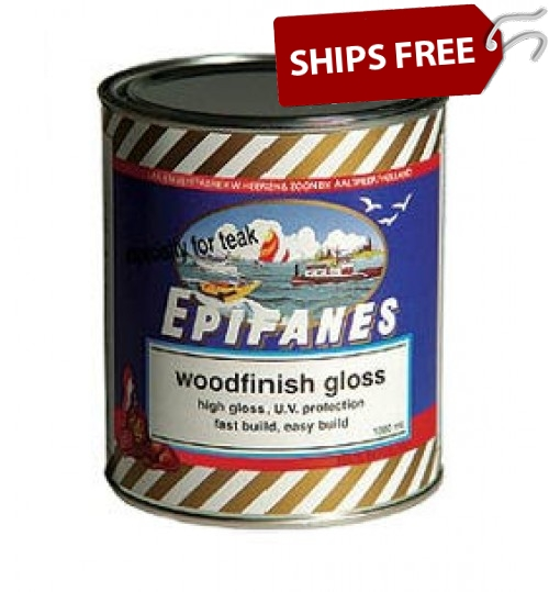 Epifanes Wood Finish Gloss 1000ml