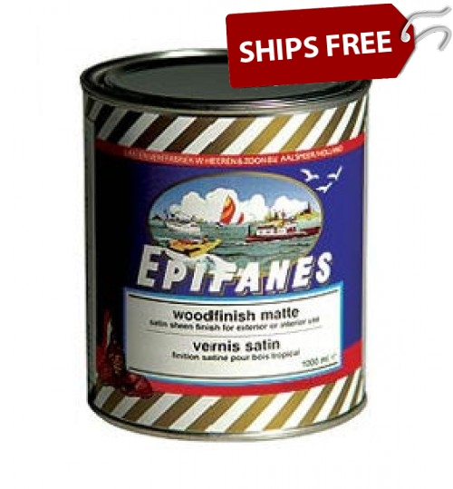 Epifanes Wood Finish Matte 1000ml