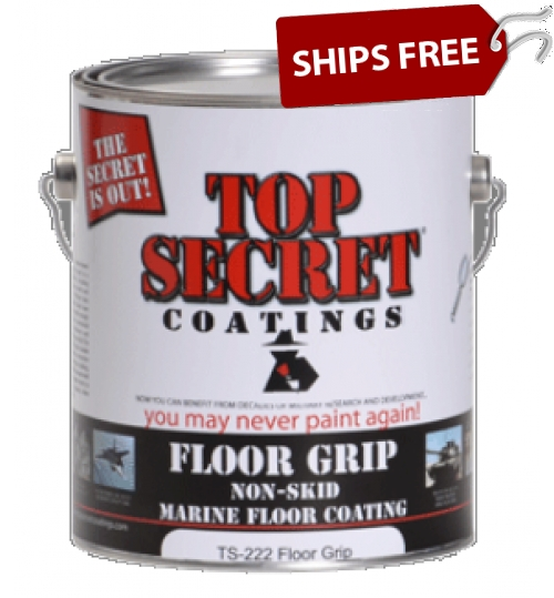 TS-222 Floor Grip by Top Secret Coatings