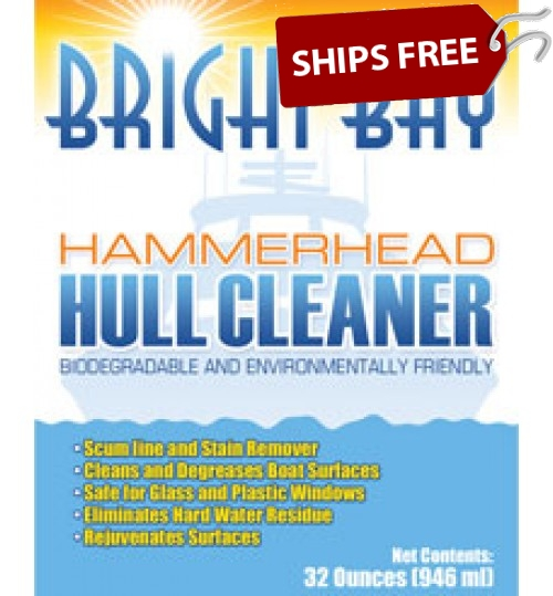 Hammerhead Hull Cleaner, 55 GL Drum