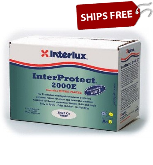 Interlux Interprotect 2000E Epoxy Primer, Gallon Kit