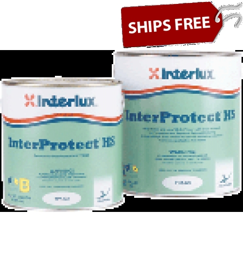 Interlux InterProtect HS Epoxy Primer, Gallon Kit