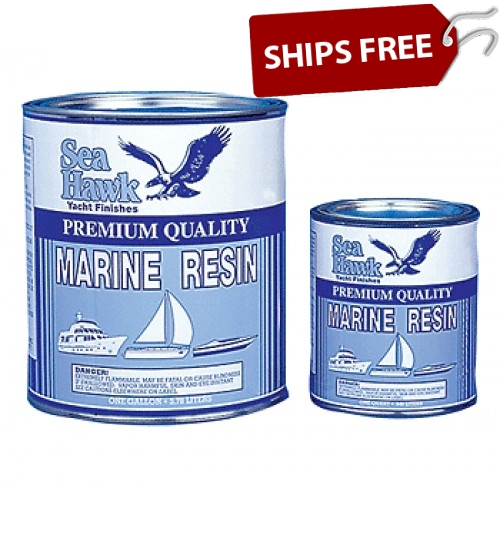 Marine Polyester Resin, Gallon