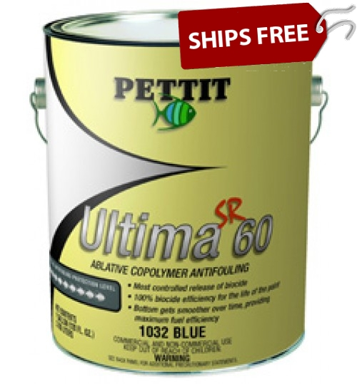 Pettit Ultima SR-60, Gallon