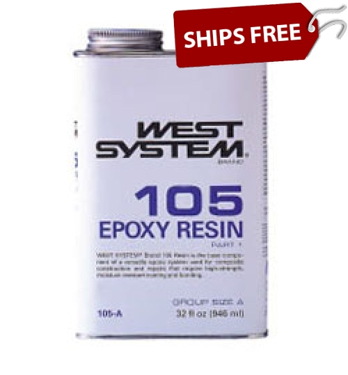 West System 105 Epoxy Resin